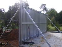 fair dinkum shed installation instructions