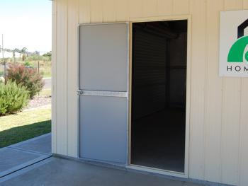 Fair Dinkum Access Door and Window