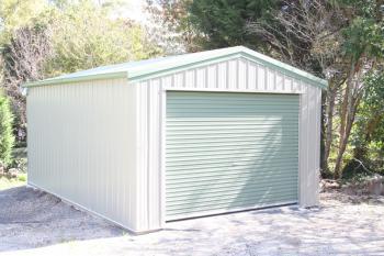Fair Dinkum Single Garage