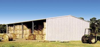 Fair Dinkum Large Hay Shed