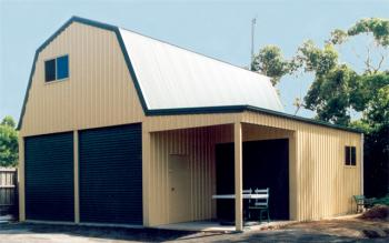 Fair Dinkum Quaker Barn with Annex
