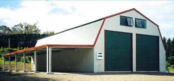 Fair Dinkum Large Industrial Quaker Barn