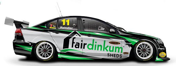 Fair DInkum V8 Racing